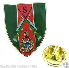 Royal Marines Sniper Lapel Pin Badge