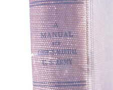 Antique 1918 Military Law  US Army For Court Martial Book. WWI