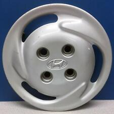 "ONE '95 96 Hyundai Accent # 55531 13"" Hubcap / Wheel Cover OEM # 5296022122 USED"