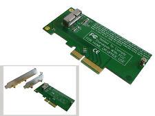 Carte contrôleur PCIe pour SSD Macbook 12+16  pin 2013 / 2014 / 2015 / 2016