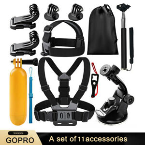 Suitable for a variety of GoPro sports camera SARGO installation accessory kits