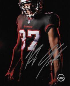 Rob Gronkowski Tampa Bay Bucs Autographed Signed 8X10 Photo  REPRINT