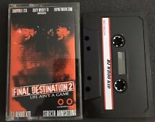 DJ Whoo Kid Stretch Armstrong Final Destination 2 CLASSIC NYC Mixtape Cassette