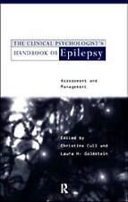NEW The Clinical Psychologist's Handbook of Epilepsy: Assessment and Management