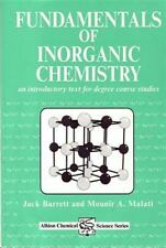 Fundamentals of Inorganic Chemistry: An Introductory Text for Degree-ExLibrary