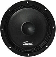 "300w 8"" Sub Audiopipe APMB 8-Ohm Single Voice Coil Subwoofer Flat Loud speaker"