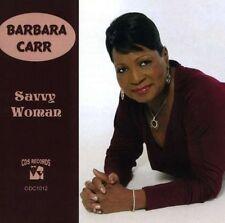 Barbara Carr - Savvy Woman - New Factory Sealed CD