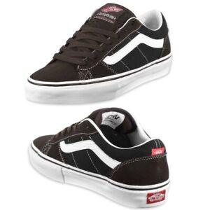 Vans La Cripta Dos CoffeeWhite Skateboard Sneakers  Little Boys Size 11 1/2 M