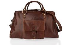 Optio Leather Holdall
