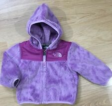 The North Face Denali Coat Baby Toddler size 3-6 Months Purple