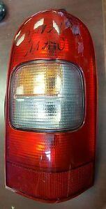 1997-2005 Chevrolet Venture 99-05 Pontiac Montana Passenger RH Side Tail Light