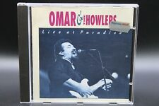 Omar & The Howlers - Live At Paradiso (1992) (CD) (Provogue - PRD 70352)