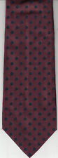 Tommy Hilfiger-Authentic-100% Silk Tie-Made In Italy-TM9-Men's Tie