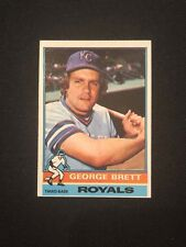 1976 Topps George Brett #19 EXMT Kansas City Royals HOF *10