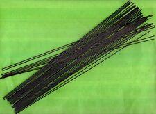 Steckdraht, Basteldraht, Blumendraht, unlackiert, 1,6 mm x 300 mm, 30 Stück