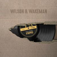 Damian Wilson & Adam Wakeman - Stripped (Vinyl LP - 2019 - EU - Original)