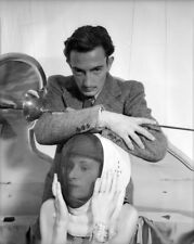 Salvador Dali and Gala UNSIGNED photograph - L1911 - In 1936