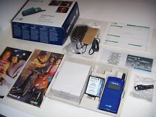 ERICSSON T10s JUICY BLUE NUOVO SIGILLATO 1999 ORIGINALE UNICO +ACCESSORI SCATOLA