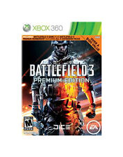 Battlefield 3 -- Premium Edition (Microsoft Xbox 360, 2012)