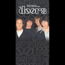Complete Studio Recordings, Doors, Good Box set, Original recording reis
