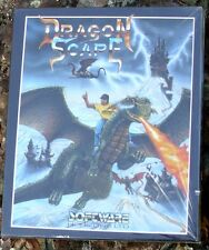 Dragons Scape By Horizons LTD  for Atari 520/1040 ST NIB New