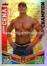 Slam Attax Mayhem #003 John Cena Champion