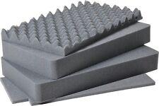 Pelican im2500 Replacement foam set. 4 piece foam set for the iM2500 case.
