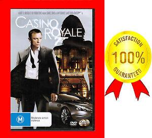 2006 LIKE NEW DVD CASINO ROYALE BOND MOVIE DANIEL CRAIG EVA BROWN MIKKELSON*