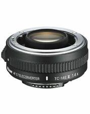 Nikon AF-S FX TC-14E III (1.4x) Teleconverter Lens with Auto Focus for Nikon D..