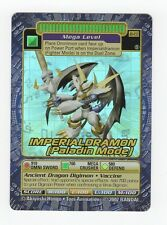 Digimon Digi-Battle Card Game Series 5 Imperialdramon Paladin Mode BO-233s Holo