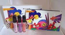 Marc Jacobs 3 pc Lip gloss Pinksteam/french tickler/want me with cosmetic case