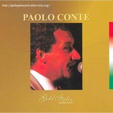 CD Paolo Conte- gold italia collection