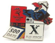 OLLY FUJI XEROX 500 DAYS TO GO SYDNEY OLYMPIC GAMES 2000 PIN BADGE COLLECT #175