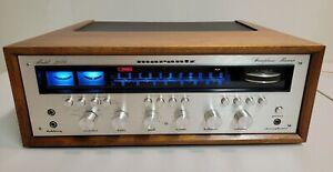 Vintage Marantz Model 2270 AM/FM Stereo Receiver ~FULLY SERVICED~ LED LIGHTS