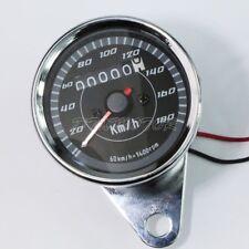 LED Night Light Speedometer For Yamaha Kawasaki Honda Suzuki Standard Bike