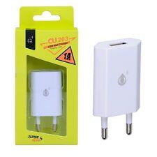 Chargeur secteur port USB 2.4A Motorola Moto X Force  - Blanc
