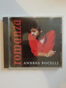 Andrea Bocelli: Romanza. CD.