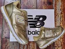 NEW BALANCE GOLD ORO BIMBA CON VELCRO IV373GD YV373GD