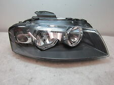 nn707185 Audi A3 2006 2007 2008 Right Passenger Side Halogen Headlight OEM