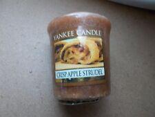 Yankee Candle Usa Rare My Favorite Things Crisp Apple Strudel Sampler