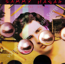 SAMMY HAGAR MUSICAL CHAIRS CD MINI LP OBI The Red Rocker Montrose Van Halen new