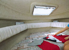 Boat/Car Roof/Wall Lining. Off White Colour. 2 metre wide. 3.5 mm Thick