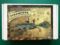 WWI Alliance FW001 1/144 STEAMPUNK COASTAL SUBMARINE Resin RARE
