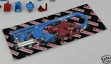 BILLET THROTTLE CABLE LINKAGE BRACKET CVR STYLE HOLLEY DEMON DRAG FORD COMMODORE