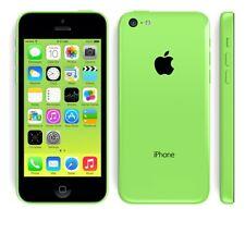 IPHONE 5C 8 GB VERT NIVEAU B + ACCESSOIRES + GARANTIE - REMIS À NEUF USAGÉ