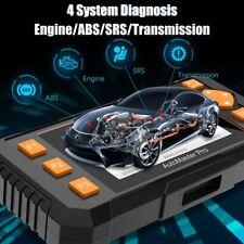Car Diagnostics Scanner Tool Obd2 Automotive Four System Epb Oil Dpf Resets 11