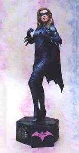 Batgirl Alicia Silverstone Rare 1/6 Unpainted Statue Figure Model Resin Kit