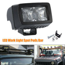 Car Off Road Roof Bar Front Bumper LED Auxiliary Work Spotlight Driving Fog Lamp