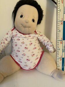 Rubens Barn Meiya Girl Plush Soft Baby Rubens Barn Original Swedish Doll 50cm