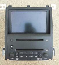 05 06 07 Cadillac STS OEM Option YQ4 Navigation CD DVD Player Radio 15939015 706